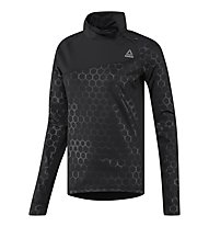 Reebok Hexawarm Zip - Sweatshirt Training - Damen, Black