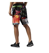 Reebok One Series Power Nasty Happy Accident Boardshorts Männer, Multicolour