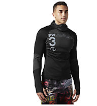 Reebok One Series Scuba Hood felpa, Black