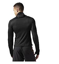 Reebok One Series Witer Pack Teflon Sweatshirt, Black