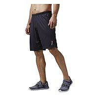 Reebok One Series Speedwick Knit pantaloncini ginnastica, Coal Black