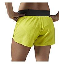 Reebok One Series Woven Shorts Pantaloni corti fitness donna, Yellow