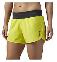 Reebok One Series Woven Fitness/Training Shorts Damen, Yellow