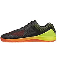 Reebok CrossFit Nano 7.0 - Trainingschuh - Herren, Black/Orange