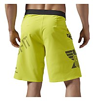 Reebok CrossFit Super Nasty Core Boardshorts Herren, Yellow