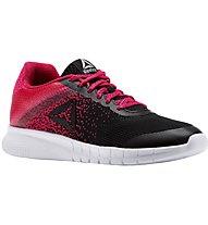 Reebok Instalite Run - Fitness-Schuh -Damen, Black/Pink