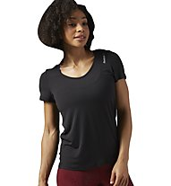 Reebok Studio Favorites - T-Shirt - Damen, Black