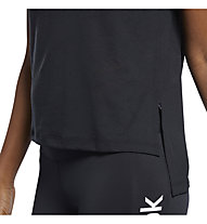 Reebok TS Burnout - Trainingsshirt - Damen, Black