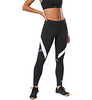 Reebok Wor Big Delta Tight - Trainingshose - Damen, Black