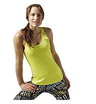 Reebok Workout Ready Tank Damen, Yellow
