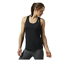 Reebok Workout Ready Tank Top fitness donna, Black