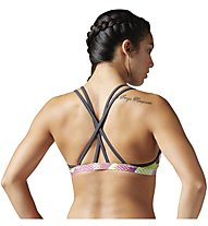 Reebok Workout Hero Strappy Bra - Sport BH - Damen, Multicolor