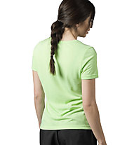 Reebok Workout Ready Supremium - T-shirt donna, Seafoam Green