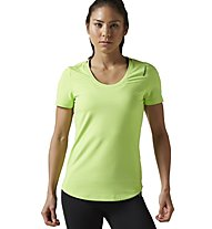 Reebok Workout Ready - T-Shirt - Damen, Green