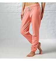 Reebok Yog FL pantaloni ginnastica donna, Coral
