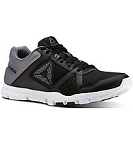 Reebok Yourflex Train 10 MT - Turnschuhe - Herren, Black/Grey