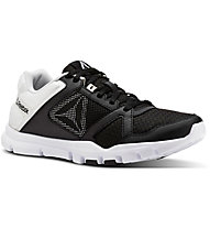 Reebok Yourflex Trainette 10 MT - scarpe fitness e training - donna, Black