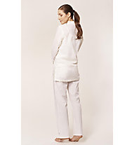 Reflection Atmana Sleeper Top - Maglia Manica Lunga, White