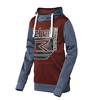 Rehall Break-r - felpa con cappuccio - bambino, Red/Blue