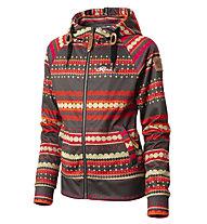 Rehall Catty-R - giacca in pile - bambino, Orange