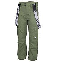 Rehall Dizzy-R - pantaloni sci e snowboard - bambino, Light Green