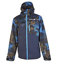 Rehall Finley-R - Snowboardjacke - Kinder, Dark Blue
