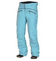 Rehall Flea R - pantaloni da snowboard - donna, Light Blue