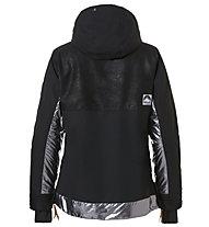 Rehall Frida - Skijacke - Damen, Black/Silver