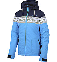 Rehall Hirsch - Snowboardjacke - Kinder, Light Blue