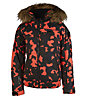 Rehall Isabella-R - Snowboardjacke - Kinder, Orange/Black