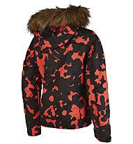 Rehall Isabella-R - Snowboardjacke - Kinder, Orange/Black