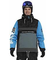 Rehall Karl - giacca da sci - uomo, Light Blue