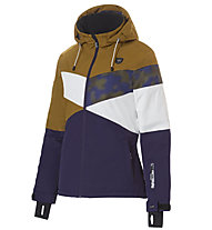 Rehall Lisah-R - Freeride- & Snowboardjacke - Damen, Violet/White