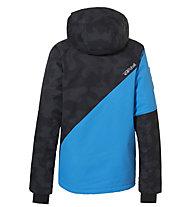 Rehall Maine - giacca da sci - bambino, Grey/Blue