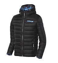 Rehall Mark-R Yth. Kinder-Snowboardjacke, Black