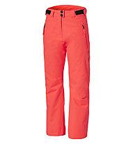Rehall Mellow - pantaloni snowboard - bambina, Red