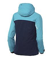 Rehall Pepa-R Yth. Kinder-Snowboardjacke, Blue