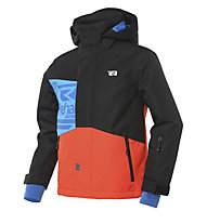 Rehall Raptor-R Jr. Kinder-Snowboardjacke, Black