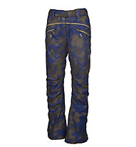 Rehall Rease-R - Freeride- und Snwoboardhose - Damen, Green/Blue