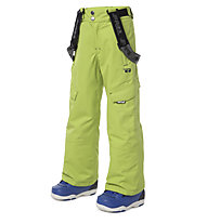 Rehall Resque-R Kinder-Snowboardhose, Lime Green