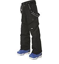 Rehall Resque-R Kinder-Snowboardhose, Black