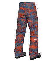 Rehall Rider R - Snowboardhose - Herren, Blue/Orange