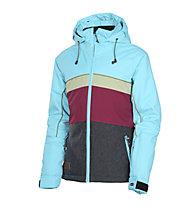 Rehall Spear - Snowboardjacke - Kinder, Light Blue/Grey