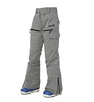Rehall Tyra-R Kinder-Snowboardhose, Grey Melange