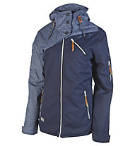 Rehall Willow-R - Jacke Freeski - Damen, Dark Blue/Blue