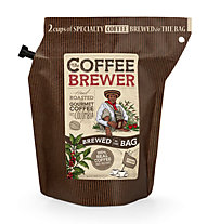 Relags Grower Coffee 2 Cups Colombia - cibo per il trekking, Brown