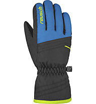 Reusch Alan - guanti da sci - bambino, Black/Light Blue