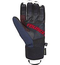 Reusch Alexis Pinturault GTX - guanti da sci - uomo, Blue/White