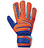 Reusch Attrakt SD - guanti portiere calcio, Orange/Blue
