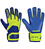 Reusch Attrakt SD Open Cuff Jr LTD - guanti portiere calcio - bambino, Yellow/Blue